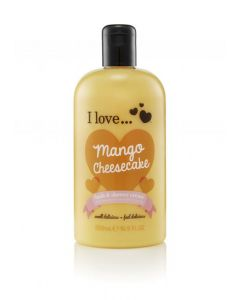 Mango Cheesecake Bath & Shower Cream 500ml