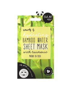 Bamboo Water Sheet Mask