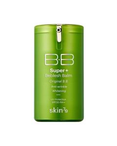 BB Cream Super+ Beblesh Balm Triple Function Green 40g