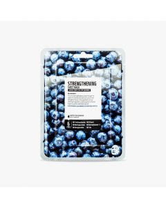 Superfood Salad for Skin Sheet Mask Blueberry 25ml