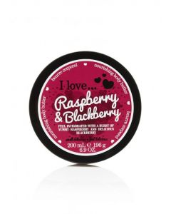 Body Butter Raspberry & Blackberry 200ml
