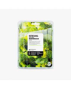 Superfood Salad for Skin Sheet Mask Broccoli για Αναζωογόνηση 25ml
