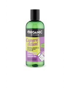 Organic Kitchen Camera! Action! Natural Shower Gel 260ml