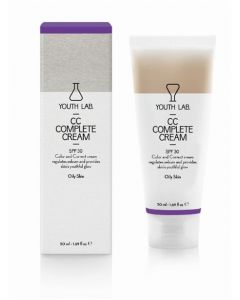 CC Complete Cream SPF30 for Oily Skin 50ml