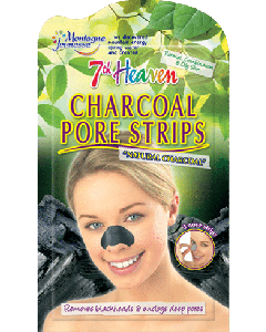 Charcoal Pore Stripes 3pcs