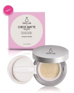 Check-Matte Compact Case - Combination_Oily Skin 12ml