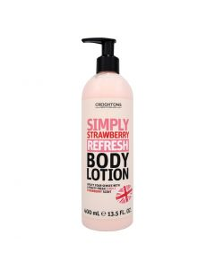 Simply Strawberry Refresh Body Lotion 400ml