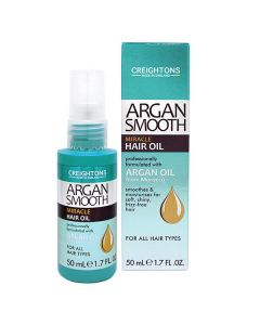 Argan Smooth Miracle Hair Oil 50ml