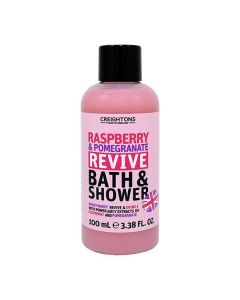 Raspberry & Pomegranate Revive Bath & Shower Travel Size 100ml