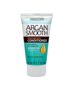 Argan Smooth Moisture Rich Conditioner Travel Mini 50ml