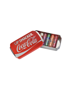 Coca Cola Tin Box 6pc