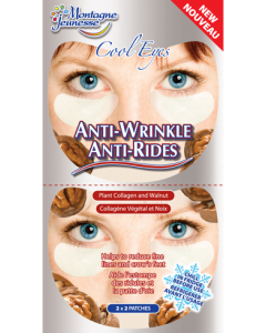 Cool Eyes Anti-Wrinkle Anti-Rides (2x2patches)
