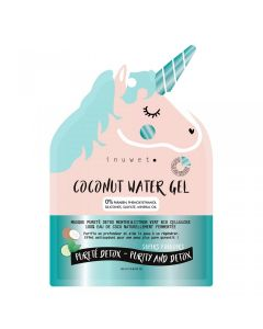 Unicorn Coconut Water Gel Mask - Purity and Detox 30ml