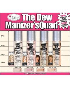 Dew Manizer Squad Mini