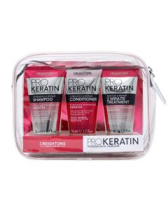 Pro Keratin Strength & Repair Haircare Set 3 X 50ML