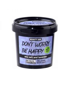 Dont Worry, Be Happy Relaxing Bath Salt 200g