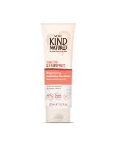 Brightening Ginseng and Grapefruit Exfoliating Face Wash 125ml