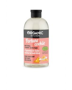 Organic Kitchen Fortune Cookie Bath Foam 500ml