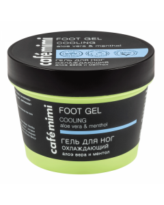 Cooling Foot Gel 110ml