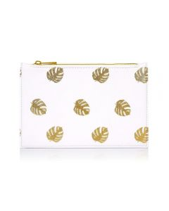 Lane Gold Leaf Pouch