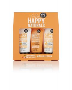 Argan Oil & Sweet Orange Mini Collection 3x50ml