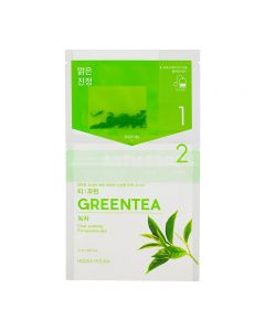 Instantly Brewing Tea Bag Mask - Green Tea 27ml
