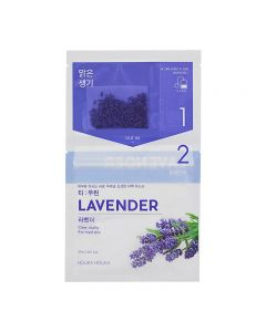 Instantly Brewing Tea Bag Mask - Lavender 27ml