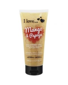 Smoothie Exfoliante Mango & Papaya 200ml