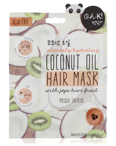 Hydrating Coconut Oil Hair Mask 18ml