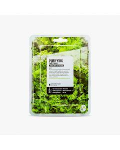 Superfood Salad for Skin Sheet Mask Kale για Βαθύ Καθαρισμό 25ml