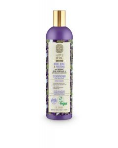 Super Siberica Kedr, Rose & Proteins, Volume Conditionr for Weak Hair 400ml