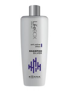 Shampoo Silver Anti Yellow Effect 250ml