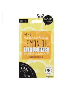 Lemon Oil Cuticle Mask
