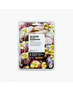 Superfood Salad for Skin Sheet Mask Mangosteen 25ml