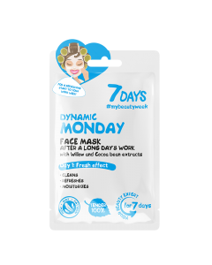 Dynamic Monday Sheet Mask 28g
