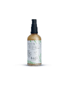 Natural Body Oil with Chia Seed Oil & Golden Dust 100ml