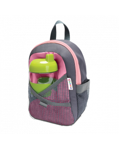 By My Side Safety Harness Backpack (Pink)
