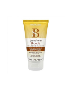 Sunshine Blonde Extra Moisturisng Shampoo Travel Mini 50ml