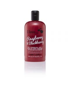 Bubble Bath Raspberry & Blackberry 500ml