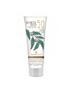 Botanical Tinted Face Lotion SPF50 - Fragrance Free - Rich 88ml