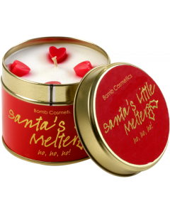Santa's Little Melter Candle
