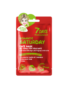 Romantic Saturday Sheet Mask 28g