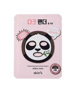 Whitening Mask Animal Mask - For Dark Panda Sheet Mask