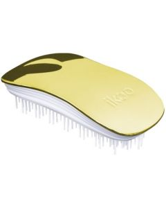 Home White Soleil Metallic Brush