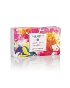 Luxury Soap - Pink Infusion 150gr