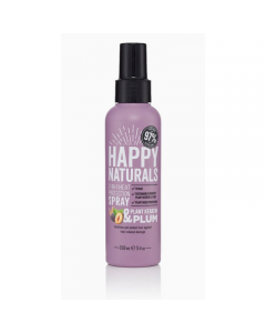 Plant Keratin & Plum 2-in-1 Heat Protection Spray 150ml