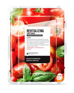 Superfood Salad for Skin Sheet Mask Tomato 25ml