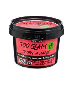 Too Glam to Give a Damn Jelly Face Mask 120g