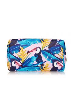 Tropical Toucan Make Up Bag
