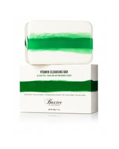 Vitamin Cleansing Bar Lime & Pomegranate 198g